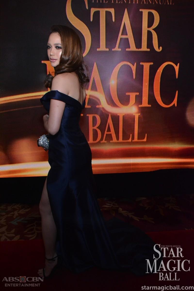 Magpahanggang Wakas stars walk the Star Magic Ball 2016 red carpet