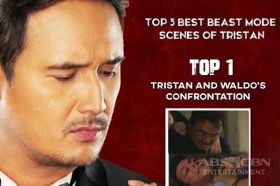 Top 3 Best Beast Mode Scenes of Tristan in Magpahanggang Wakas